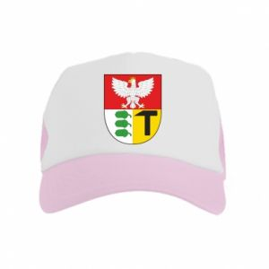 Kid's Trucker Hat Dombrova Gournich coat of arms
