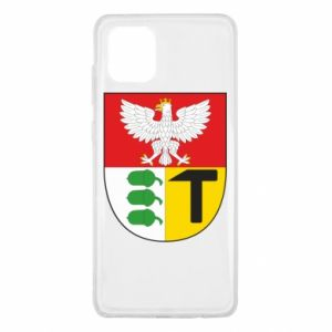 Samsung Note 10 Lite Case Dombrova Gournich coat of arms