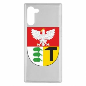 Samsung Note 10 Case Dombrova Gournich coat of arms
