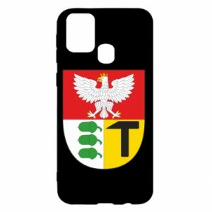 Samsung M31 Case Dombrova Gournich coat of arms