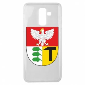 Samsung J8 2018 Case Dombrova Gournich coat of arms