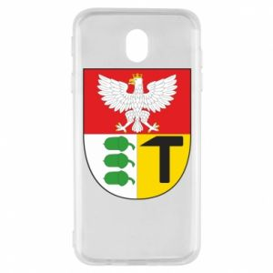 Samsung J7 2017 Case Dombrova Gournich coat of arms