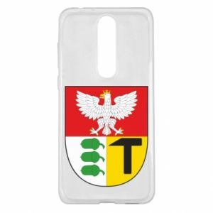 Nokia 5.1 Plus Case Dombrova Gournich coat of arms