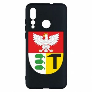 Huawei Nova 4 Case Dombrova Gournich coat of arms