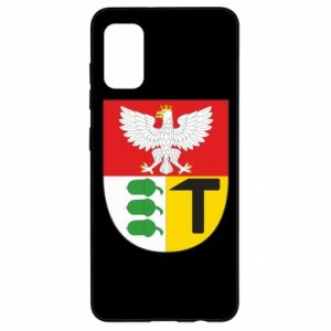 Samsung A41 Case Dombrova Gournich coat of arms