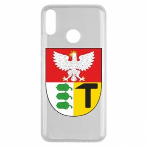 Huawei Y9 2019 Case Dombrova Gournich coat of arms