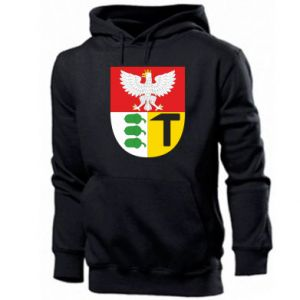Men's hoodie Dombrova Gournich coat of arms