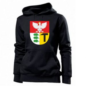 Women's hoodies Dombrova Gournich coat of arms
