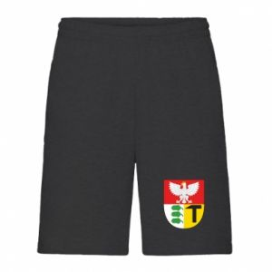 Men's shorts Dombrova Gournich coat of arms