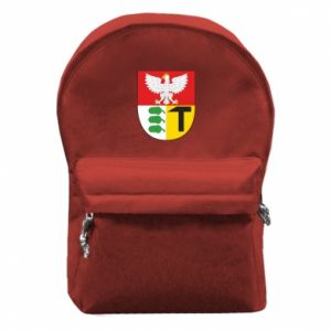Backpack with front pocket Dombrova Gournich coat of arms