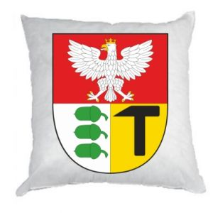 Pillow Dombrova Gournich coat of arms