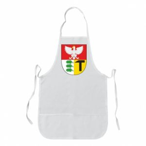 Apron Dombrova Gournich coat of arms