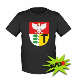 Kids T-shirt Dombrova Gournich coat of arms