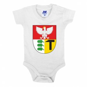 Baby bodysuit Dombrova Gournich coat of arms