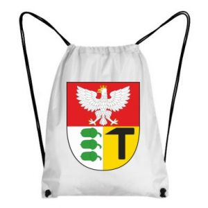 Backpack-bag Dombrova Gournich coat of arms