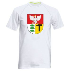 Men's sports t-shirt Dombrova Gournich coat of arms