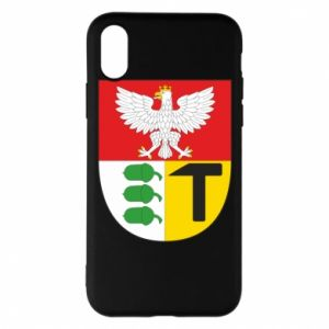 iPhone X/Xs Case Dombrova Gournich coat of arms