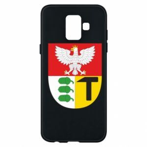 Samsung A6 2018 Case Dombrova Gournich coat of arms