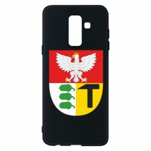 Samsung A6+ 2018 Case Dombrova Gournich coat of arms