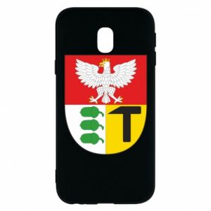 Samsung J3 2017 Case Dombrova Gournich coat of arms