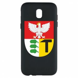 Samsung J5 2017 Case Dombrova Gournich coat of arms