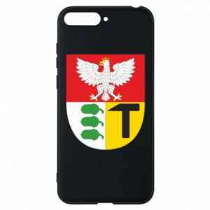 Huawei Y6 2018 Case Dombrova Gournich coat of arms