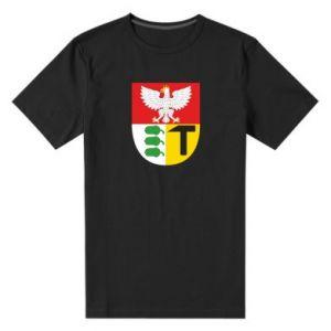Męska premium koszulka Dąbrowa Górnicza herb