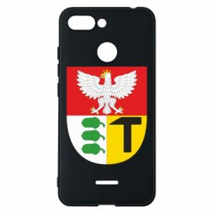 Xiaomi Redmi 6 Case Dombrova Gournich coat of arms