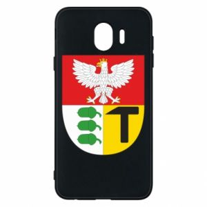 Samsung J4 Case Dombrova Gournich coat of arms