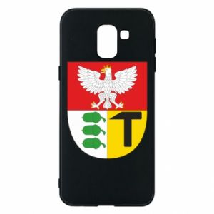 Samsung J6 Case Dombrova Gournich coat of arms