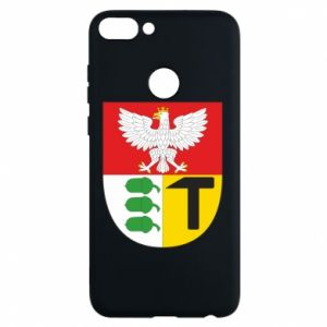 Huawei P Smart Case Dombrova Gournich coat of arms