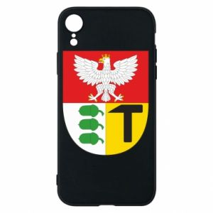 iPhone XR Case Dombrova Gournich coat of arms