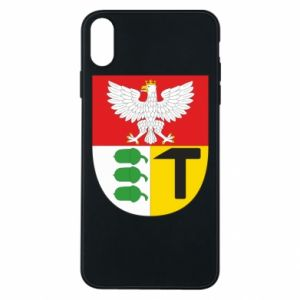 iPhone Xs Max Case Dombrova Gournich coat of arms