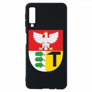 Samsung A7 2018 Case Dombrova Gournich coat of arms