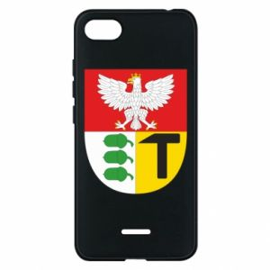 Xiaomi Redmi 6A Case Dombrova Gournich coat of arms