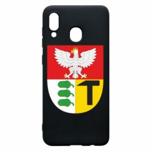 Samsung A20 Case Dombrova Gournich coat of arms