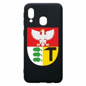 Samsung A40 Case Dombrova Gournich coat of arms