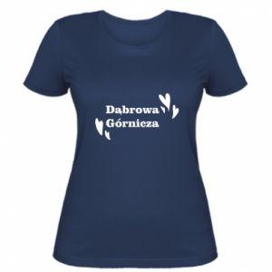 Koszulka damska Dąbrowa Górnicza
