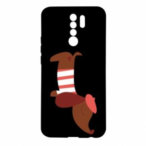 Xiaomi Redmi 9 Case Dachshund french