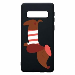 Phone case for Samsung S10 Dachshund french