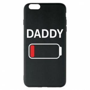 Etui na iPhone 6 Plus/6S Plus Daddy charge