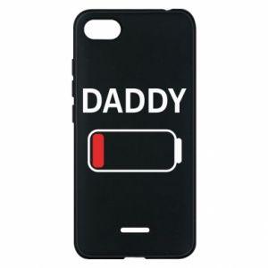 Etui na Xiaomi Redmi 6A Daddy charge
