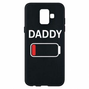 Etui na Samsung A6 2018 Daddy charge