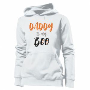 Women's hoodies Daddy is my boo - PrintSalon