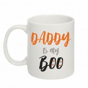 Mug 330ml Daddy is my boo - PrintSalon