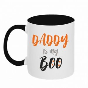 Two-toned mug Daddy is my boo