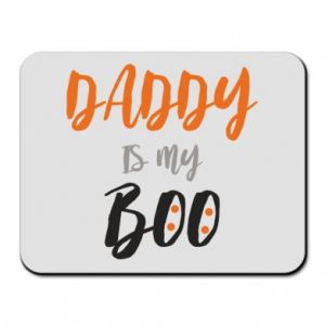 Mouse pad Daddy is my boo - PrintSalon