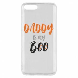 Phone case for Xiaomi Mi6 Daddy is my boo - PrintSalon