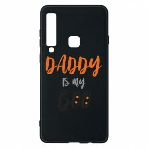 Phone case for Samsung A9 2018 Daddy is my boo - PrintSalon