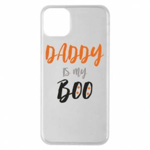 Etui na iPhone 11 Pro Max Daddy is my boo